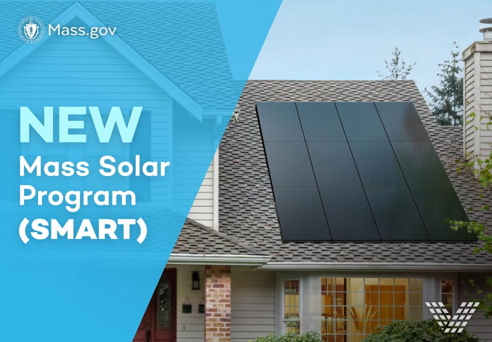 What is the solar SMART program, Massachusetts SMART program commercial projects